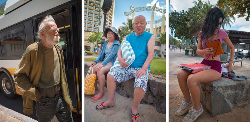 Street Photography and Ricoh GR III-3-Waikiki Hawaii-Shots-from-the-hip-Waikiki-2