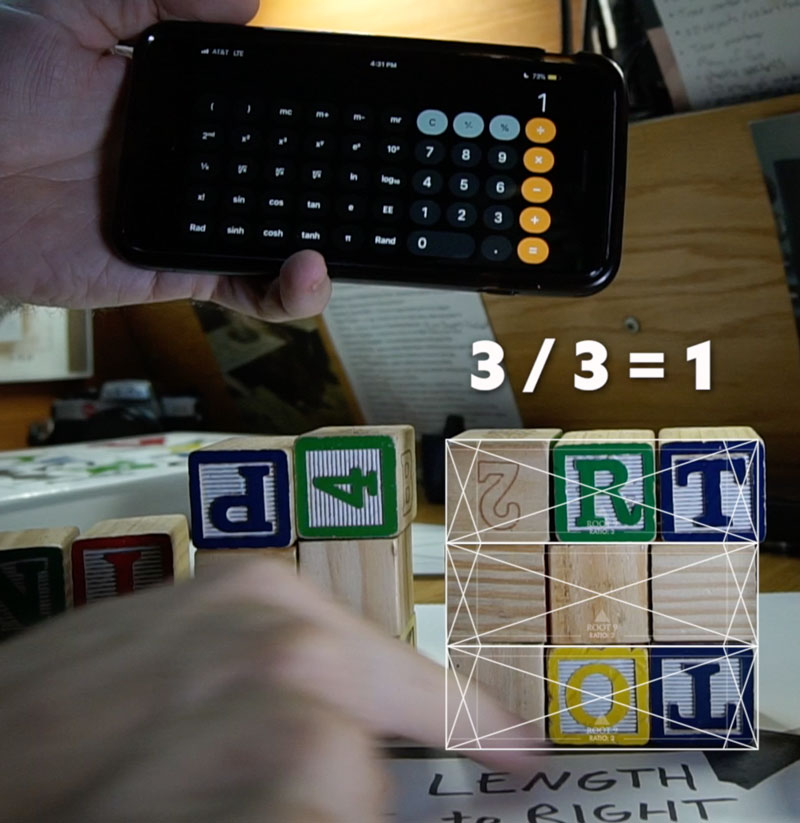 Dynamic-Symmetry-Grids-Understanding-the-ratios-square-composed-with-three-stacked-root-9s