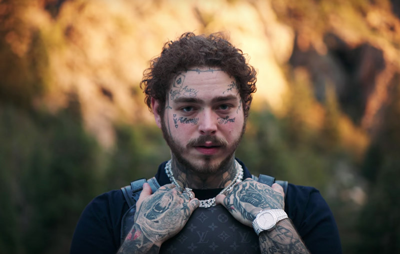 The Ego Manifesto for Artists by Tavis Leaf Glover-post-malone-tattoos
