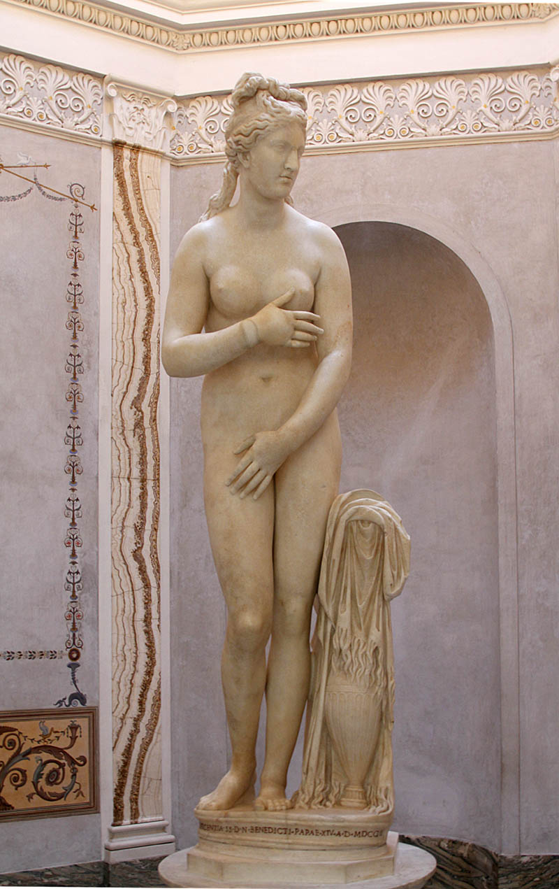 Nudity in Art-Michelangelo and More-Capitoline_Venus